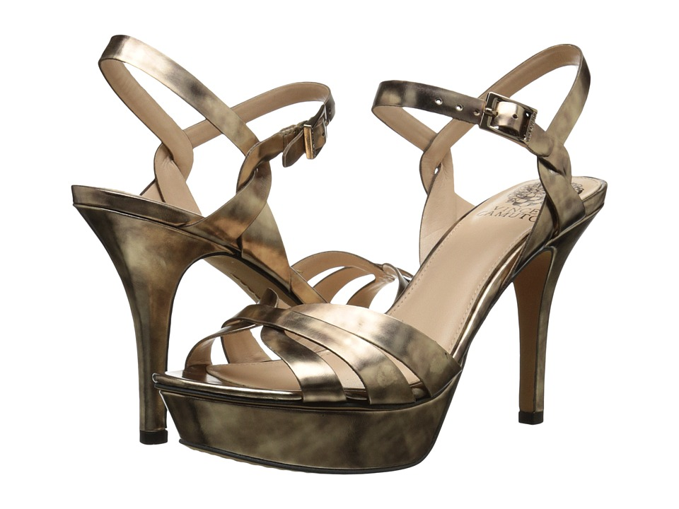 Vince Camuto - Peppa (Antique Brown) High Heels