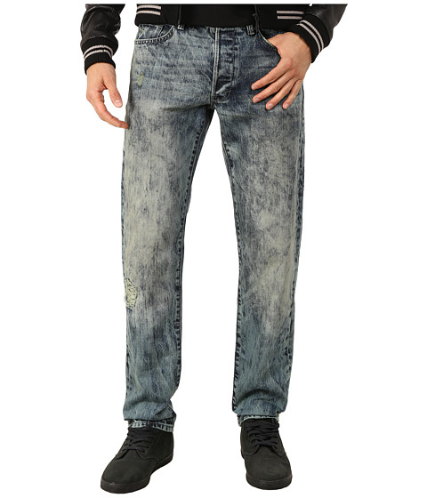 DKNY Jeans - Williamsburg Slim Jeans-Kensit Extreme 90's Wash (Extreme 90s Wash) Men's Jeans