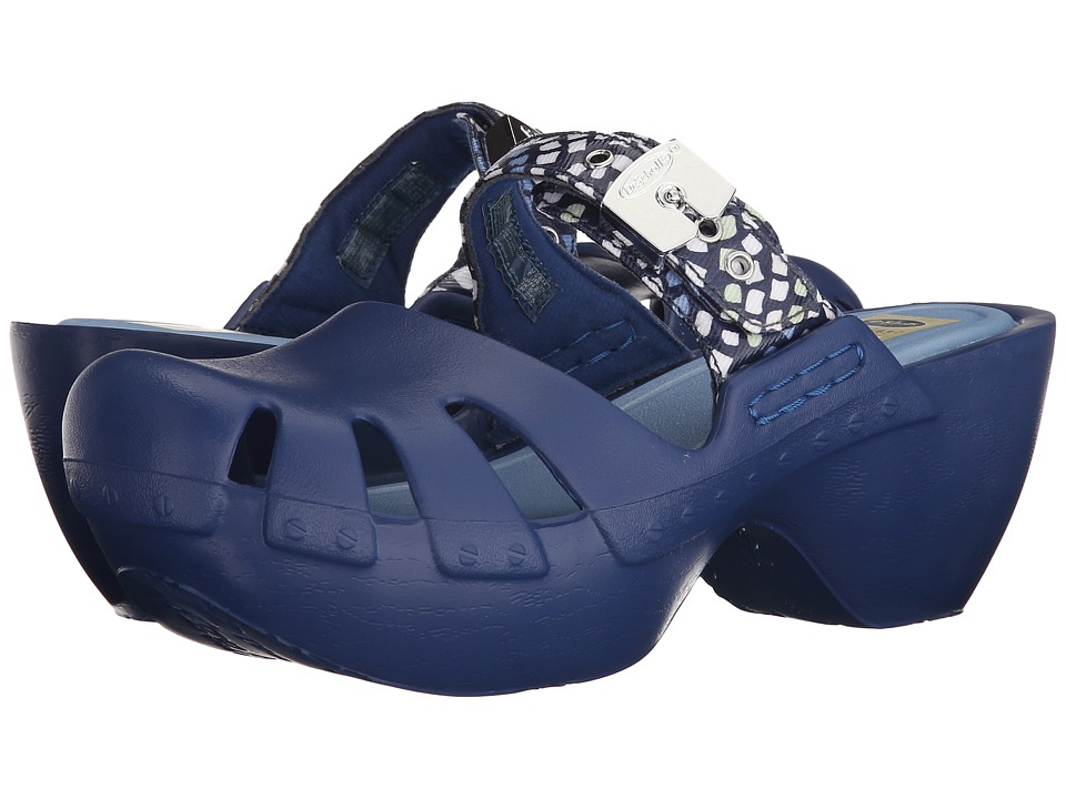 Dr. Scholl's - Dance (Blue Mosaic) Women's Shoes