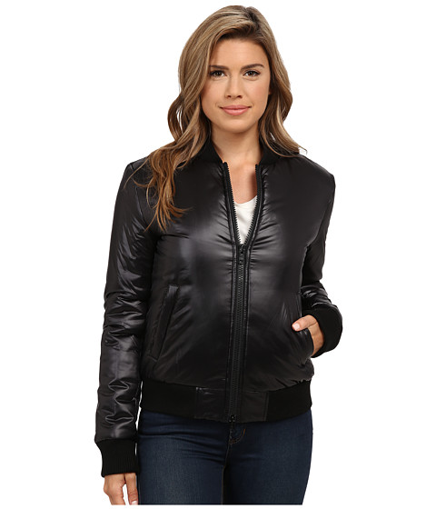 Rebecca Minkoff - Nova Jacket (Black) Women's Jacket