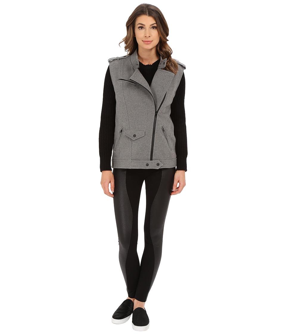 Rebecca Minkoff - T.I. Vest (Charcoal) Women