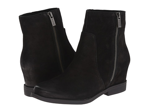 Kenneth Cole Reaction - Lift It (Black) Women's Zip Boots