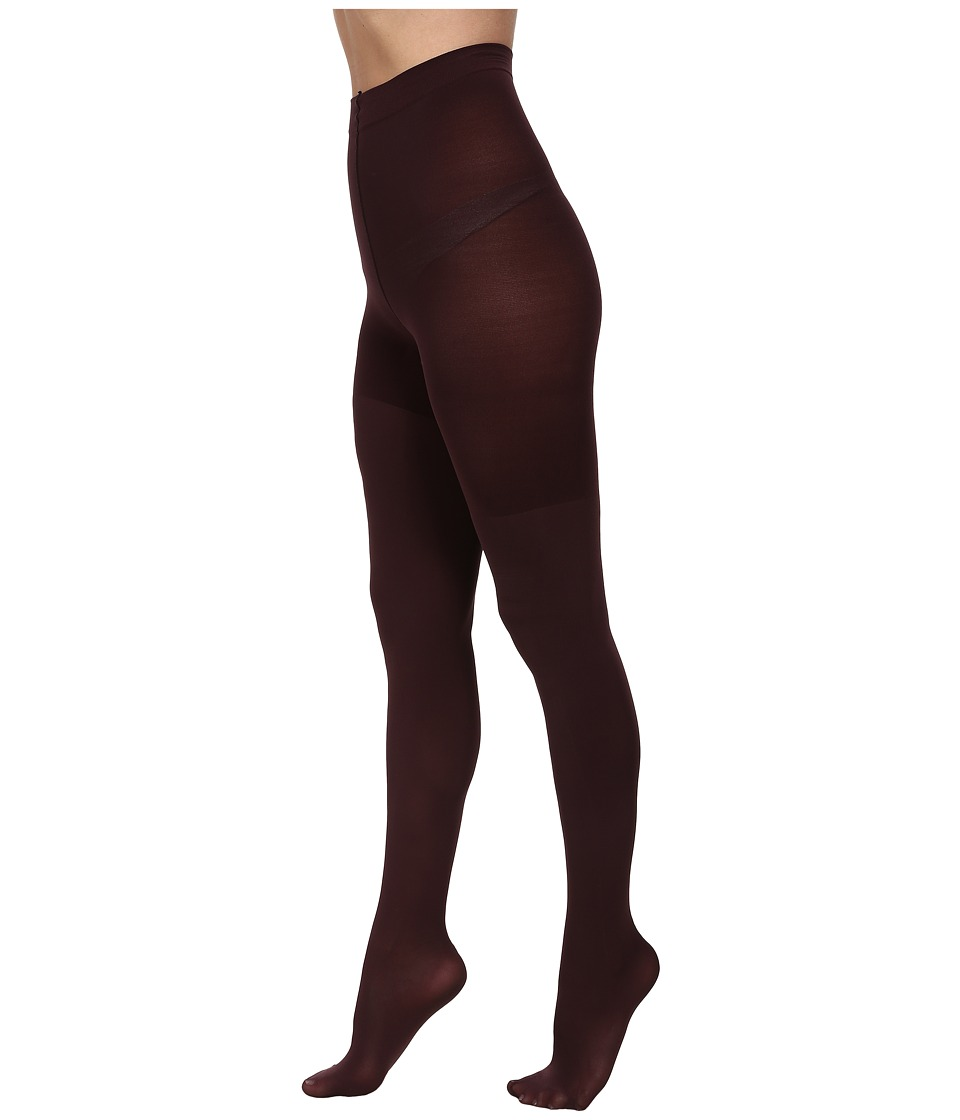 Spanx - Luxe Leg Shaping Tights (Umber Brick) Hose