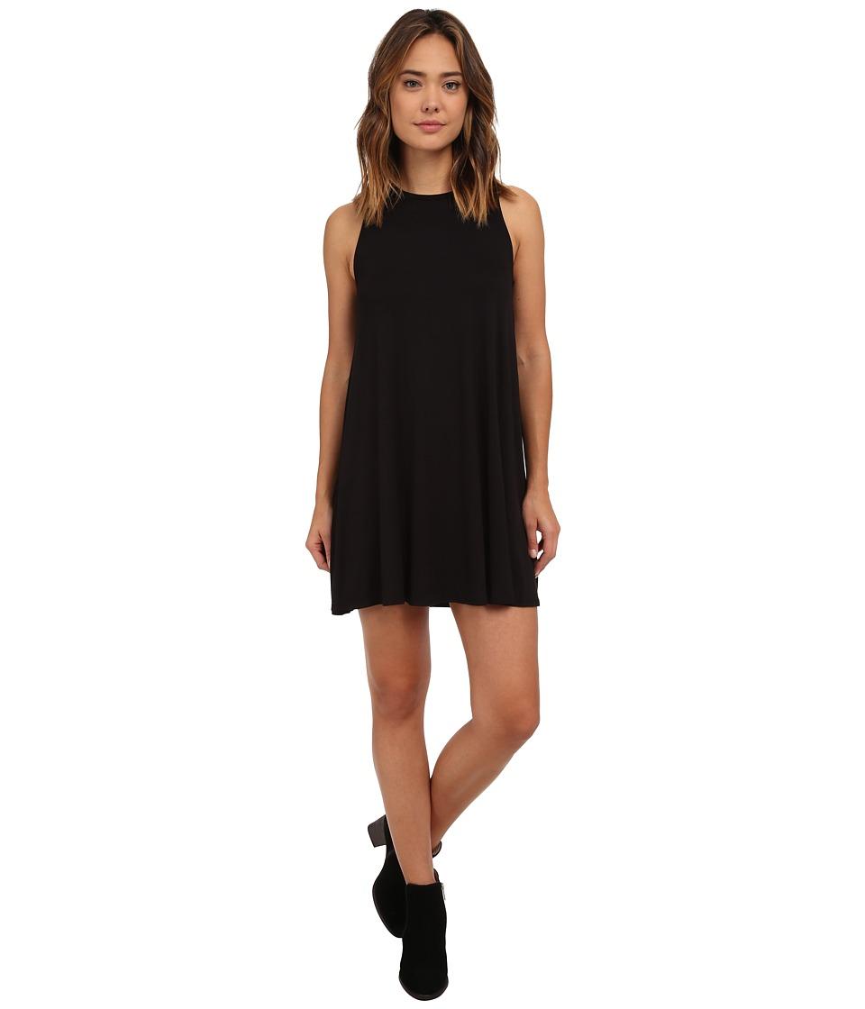 Culture Phit - Toni Sleeveless Dress (Black) Women's Dress