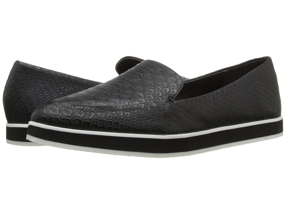 Kenneth Cole Reaction - Passport (Black) Women's Slip on Shoes