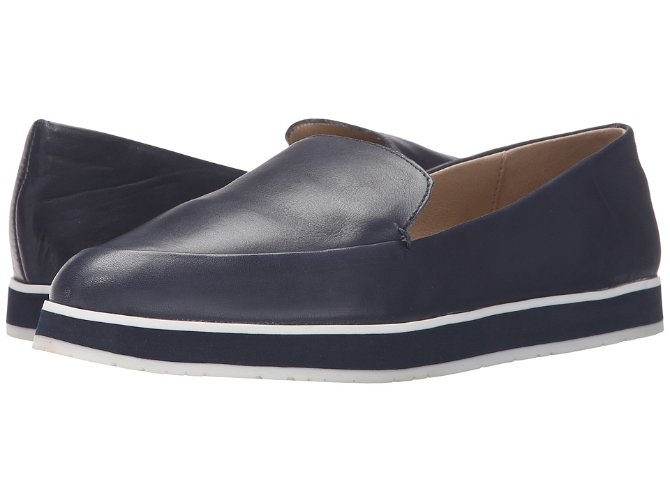 Kenneth Cole Reaction - Passport (Midnight) Women's Slip on Shoes
