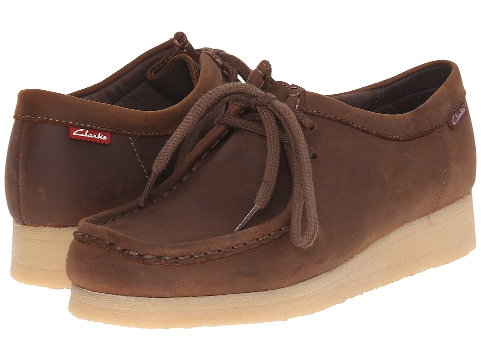 Clarks - Padmora (Brown Smooth) Women