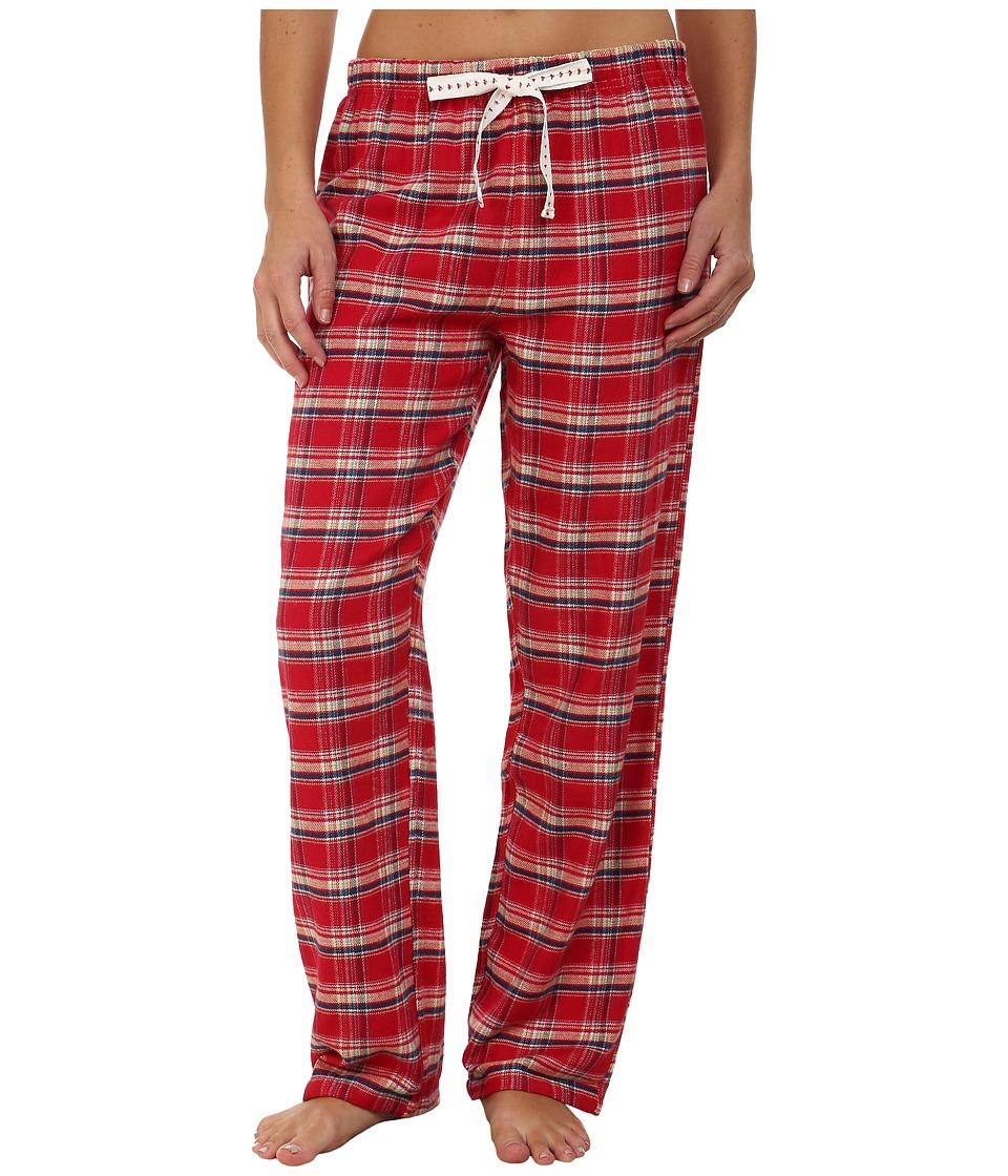 Jockey - Flannel Pants (Chalet Plaid) Women's Pajama