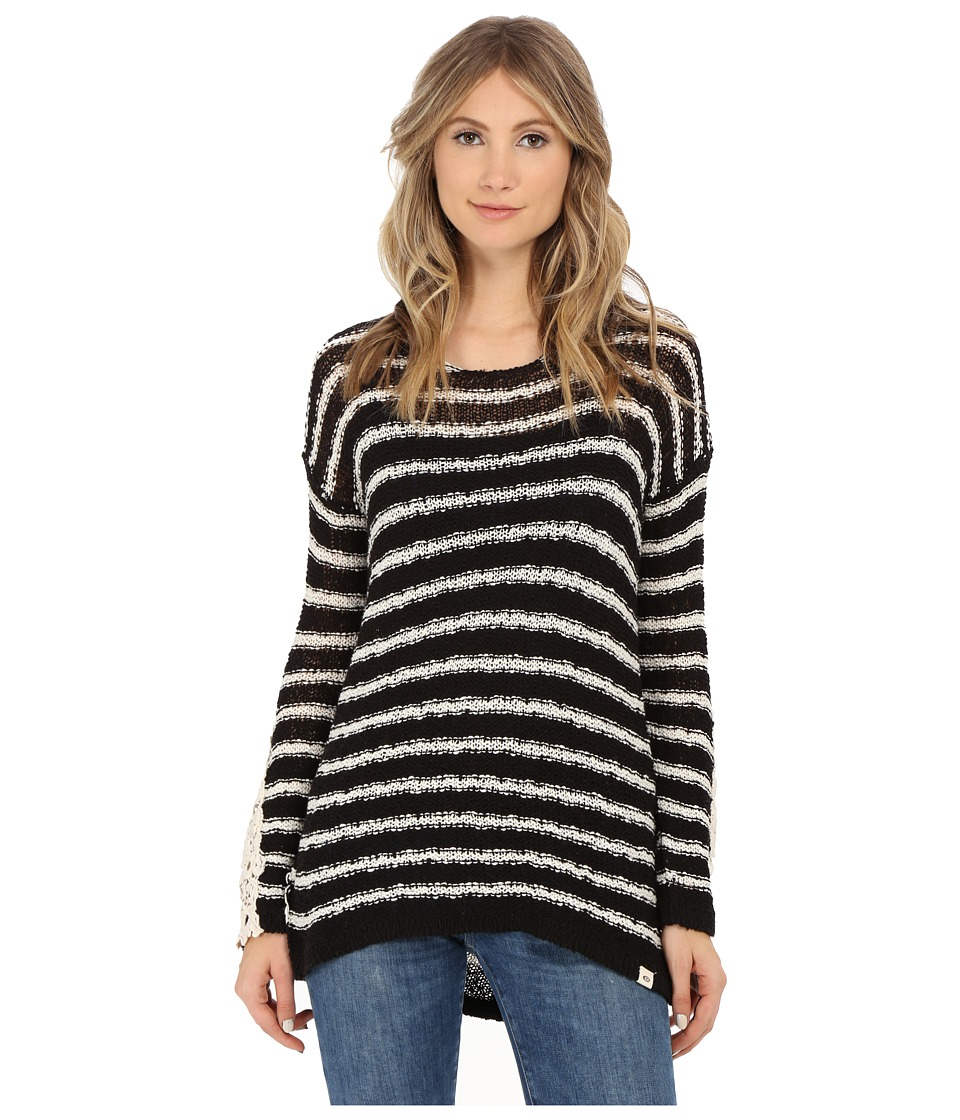 Rip Curl - Stardust Pullover (Black) Women's Sweater