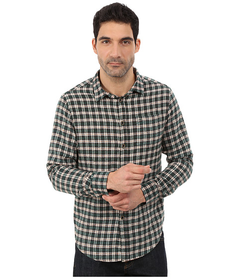 J.A.C.H.S. - Single Pocket Shirt (Green 3) Men's Clothing