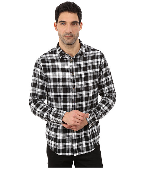 J.A.C.H.S. - Single Pocket Shirt (Black) Men's Clothing