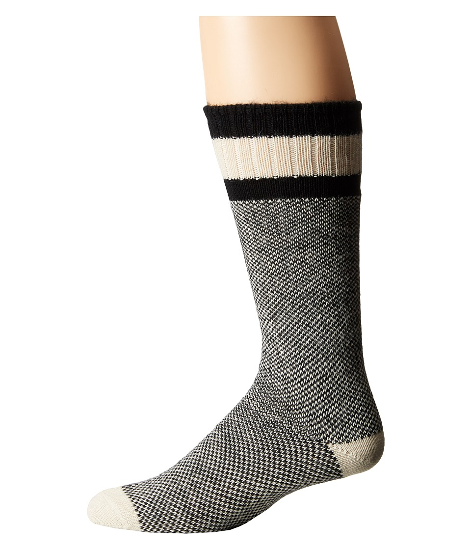 Wigwam - Whippersnapper Single Pack (Black) Crew Cut Socks Shoes