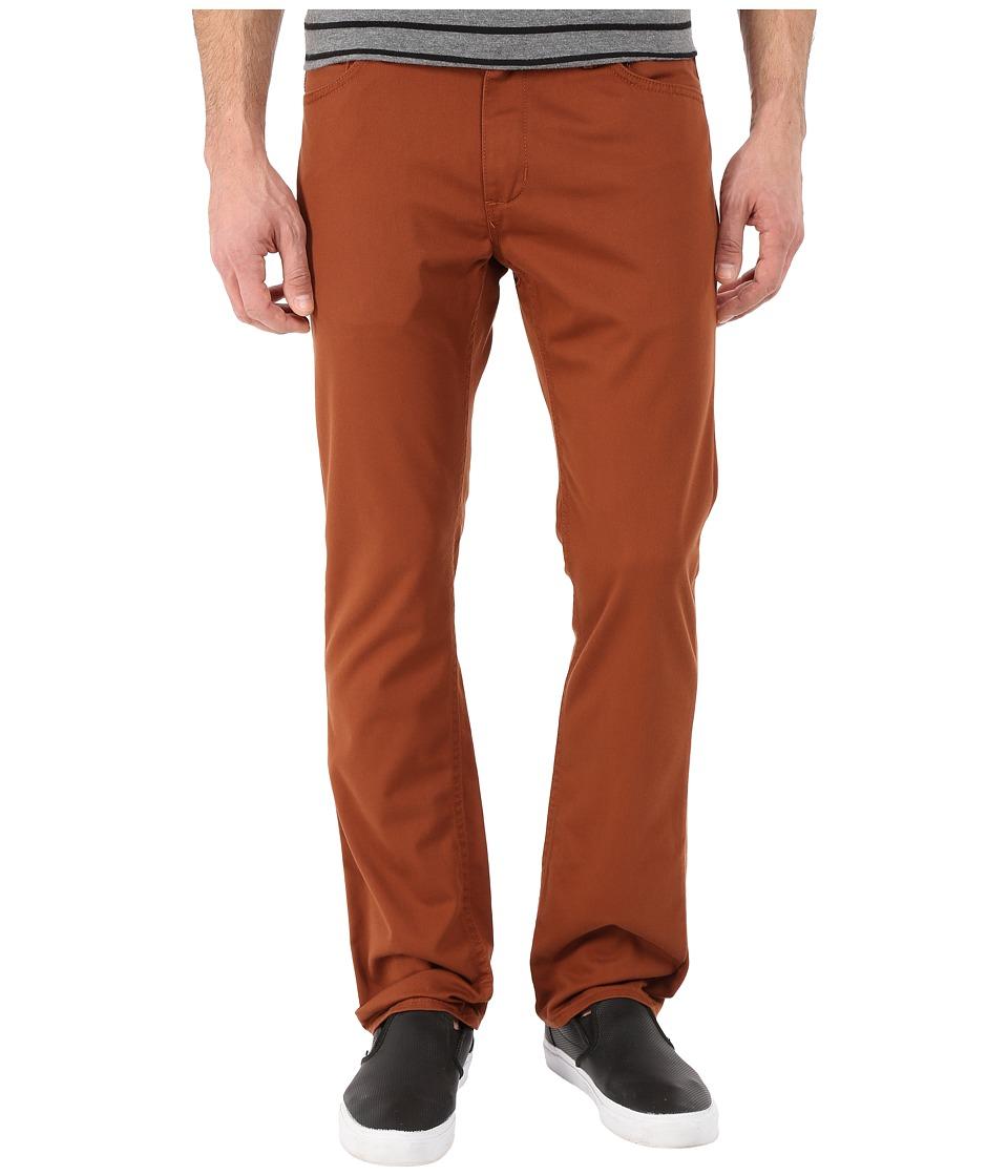 Vans - V56 Standard/AV Covina II (Tortoise) Men's Casual Pants