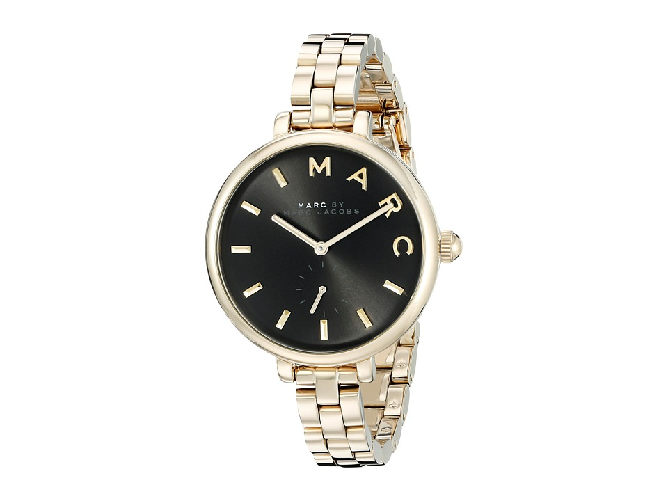 Marc by Marc Jacobs - MJ3454 - Sally (Gold Tone) Watches