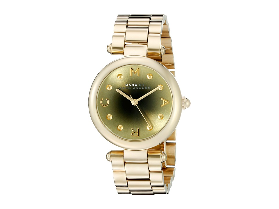 Marc by Marc Jacobs - MJ3448 - Dotty (Gold Tone) Watches