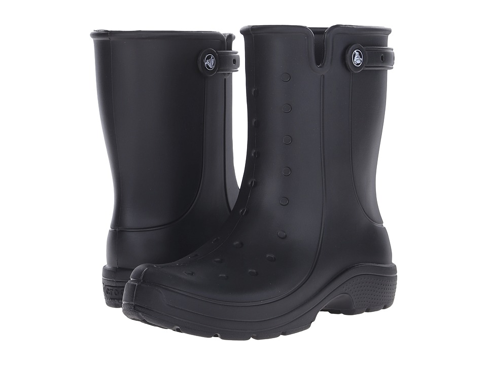 Crocs - Reny II Boot (Black) Boots