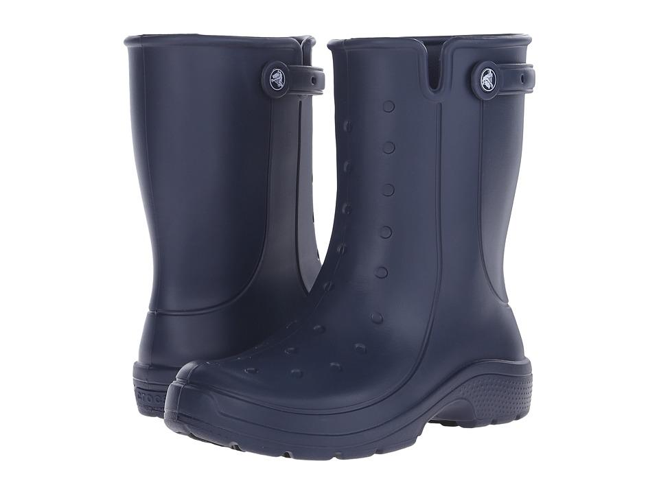 Crocs Reny II Boot (Navy) Boots