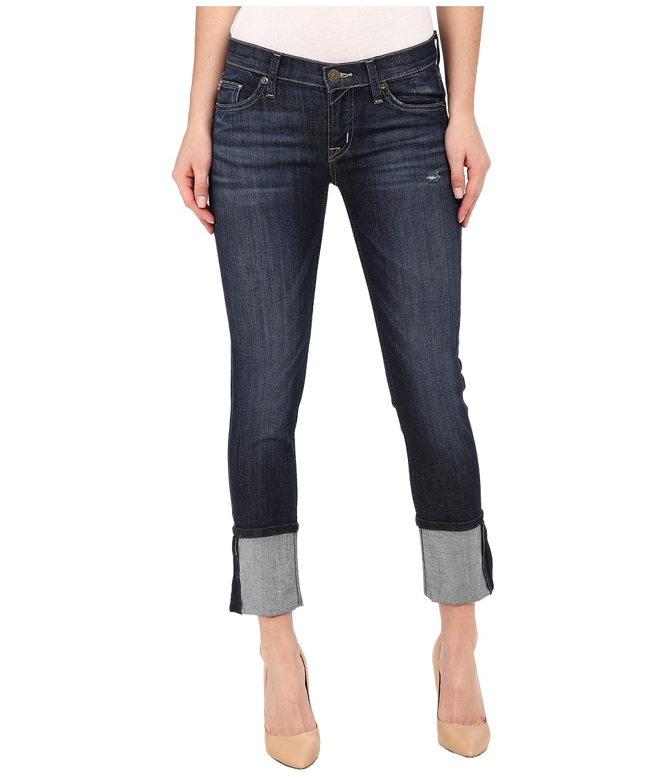 Hudson - Muse Crop in Dark Mosaic (Dark Mosaic) Women's Jeans