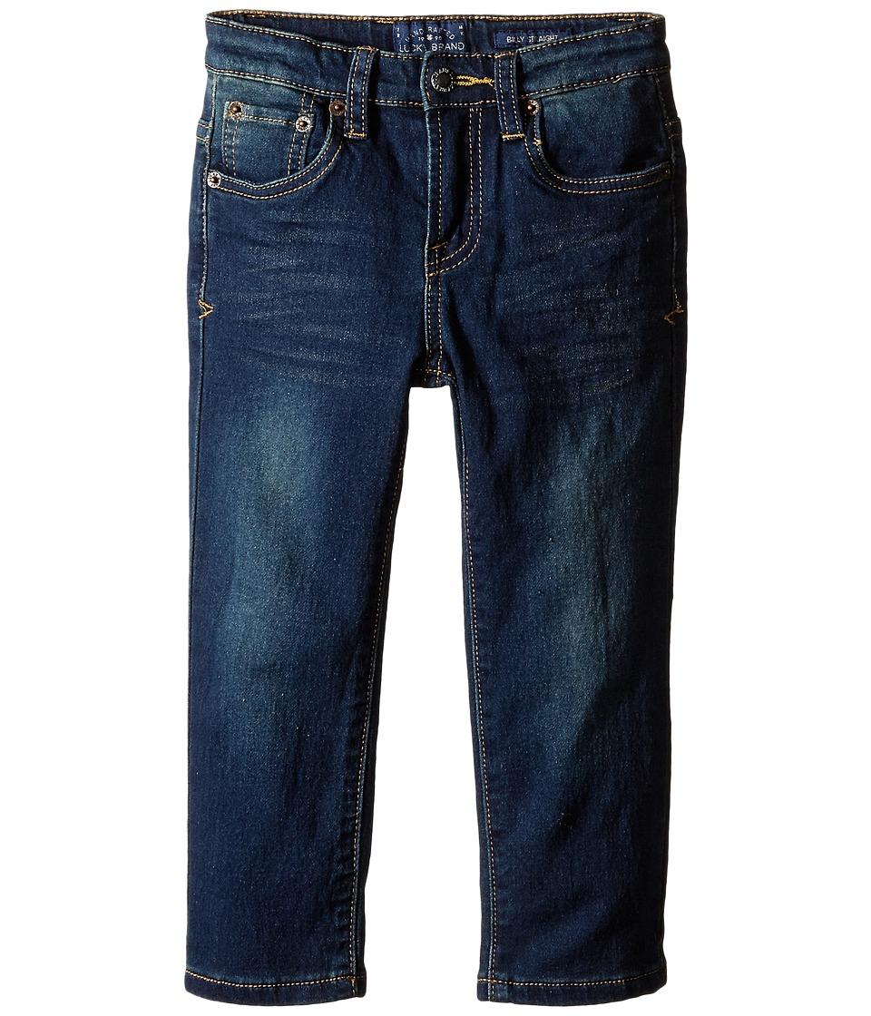 Lucky Brand Kids - Ultra Soft Denim in Indigo Tint (Toddler) (Indigo Tint) Boy's Jeans
