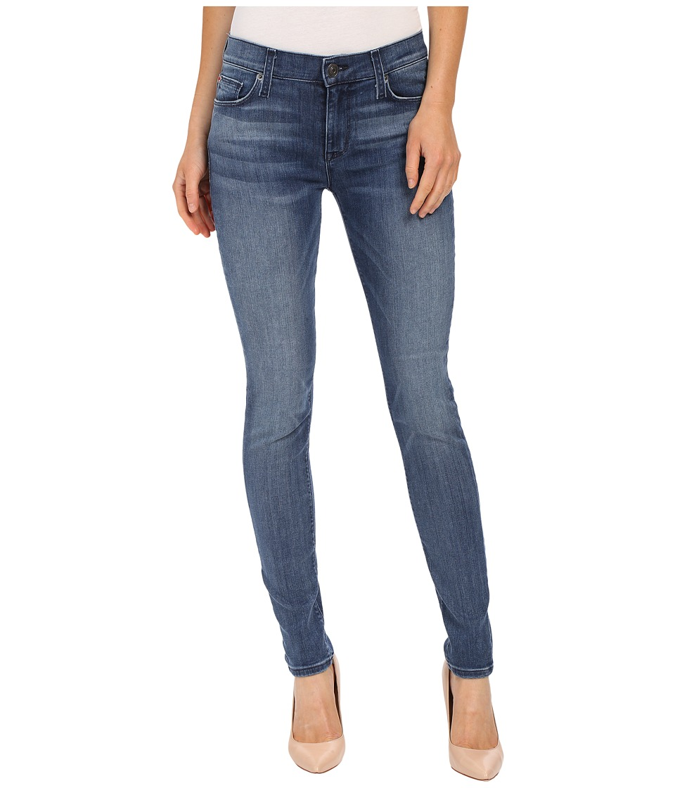 Hudson - Nico Mid-Rise Super Skinny in Mission Control (Mission Control) Women's Jeans
