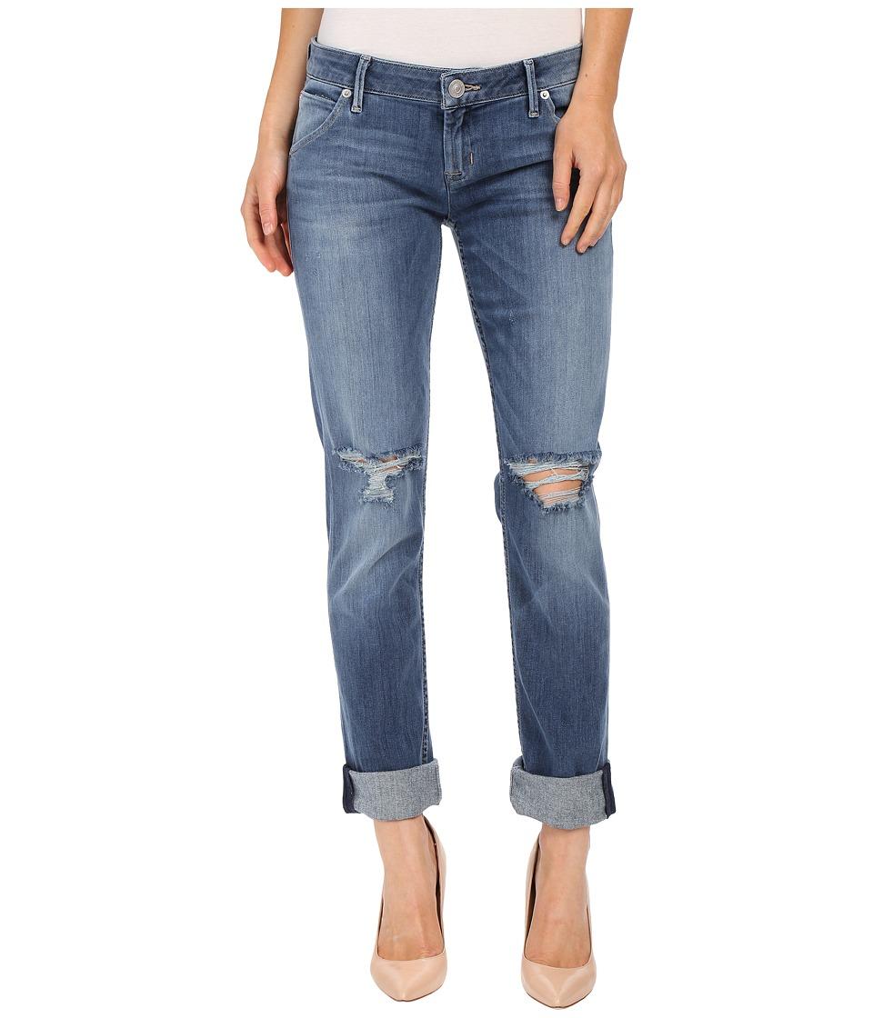 Hudson Jax Boyfriend Skinny in Battlefield (Battlefield) Women's Jeans