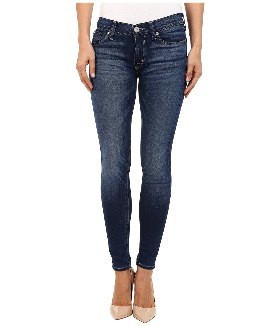 Hudson - Krista Ankle Super Skinny in Fortress (Fortress) Women's Jeans