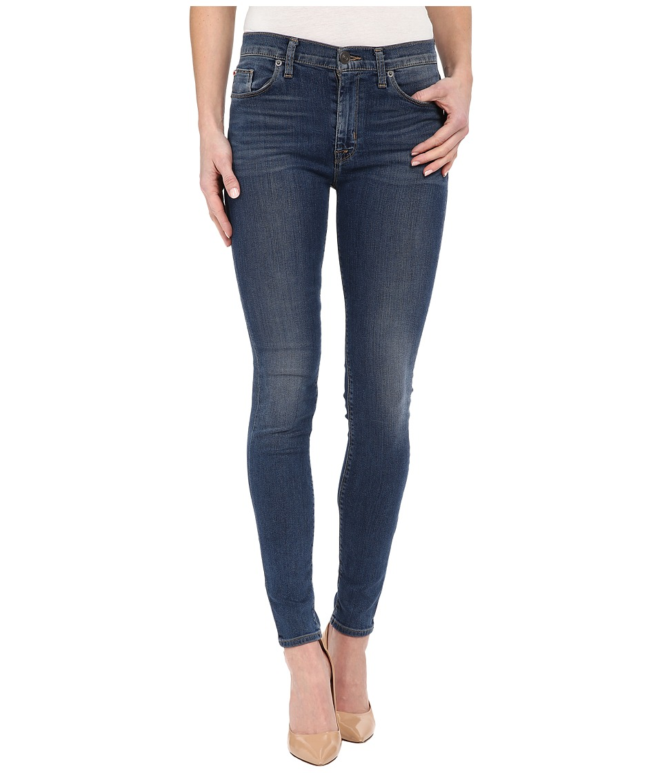 Hudson - Barbara High Waist Super Skinny in Moonlet (Moonlet) Women's Jeans