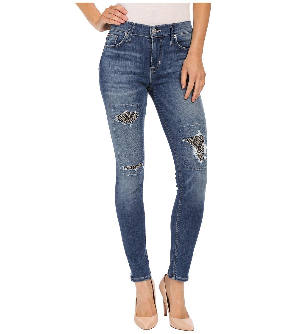 Hudson - Nico Mid-Rise Ankle Skinny in Homeland (Homeland) Women's Jeans