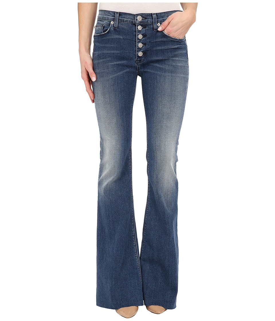 Hudson - Jodi High Waist Flare in Blockade (Blockade) Women's Jeans
