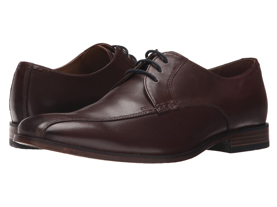 Bostonian - Narrate Walk (Chestnut Leather) Men's Shoes