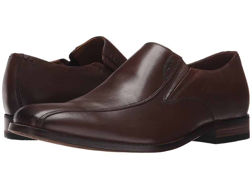 Bostonian Narrate Step (Tan Leather) Men