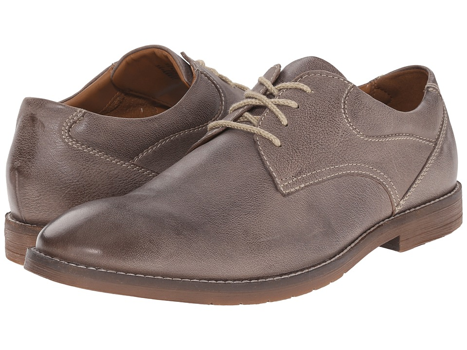 Bostonian - Verner Plain (Slate Leather) Men's Shoes