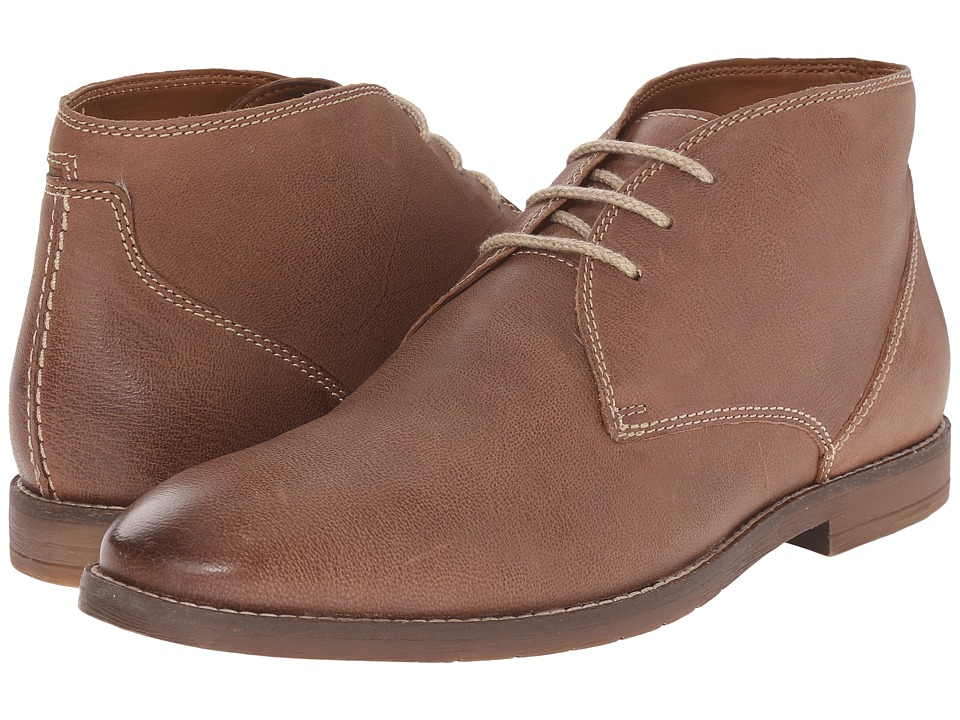 Bostonian - Verner Style (Brown Leather) Men