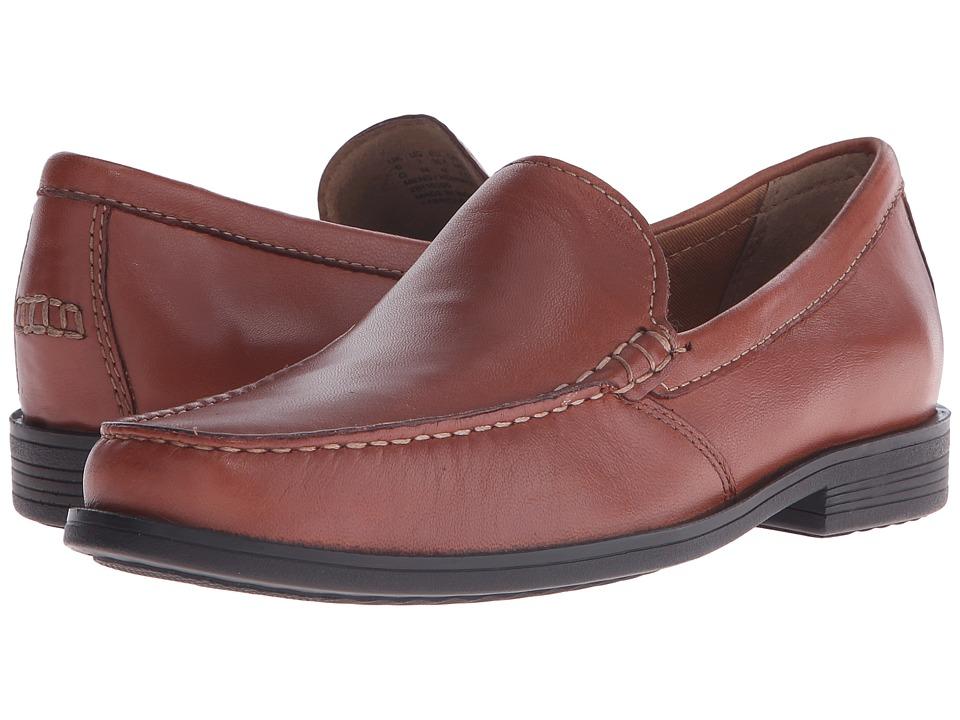 Bostonian - Frayne Walk (Tan Leather) Men's Slip on Shoes