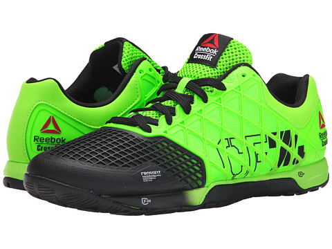 Reebok - CrossFit Nano 4.0 Solar (Solar Green/Black) Men