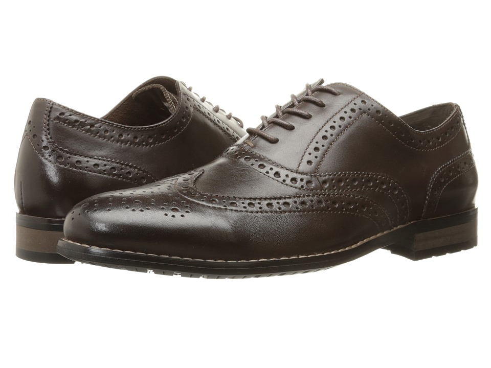 Nunn Bush TJ Wingtip Oxford (Brown) Men