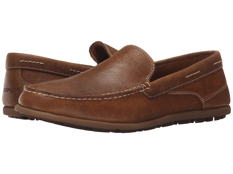 Rockport - Bennett Lane 3 Cape Noble 3 Venetian (Tenor) Men's Slip on Shoes