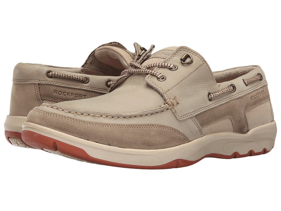 Rockport - Cshore Bound 3Eye (Sand) Men's Shoes