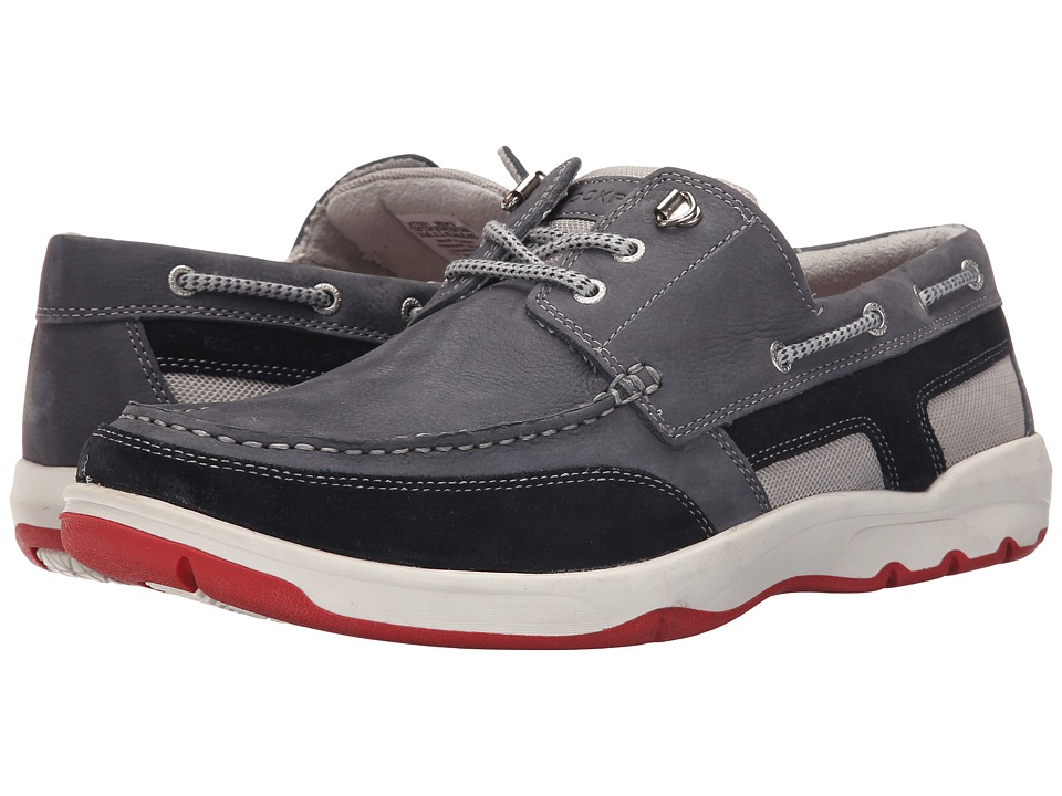 Rockport - Cshore Bound 3Eye (Dress Blues) Men's Shoes
