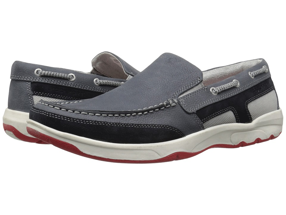 Rockport - Cshore Bound Slip-On 2 (Dress Blues) Men's Slip on Shoes