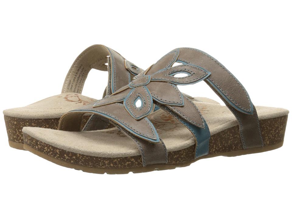 Aetrex - Kristen (Stone) Women's Sandals