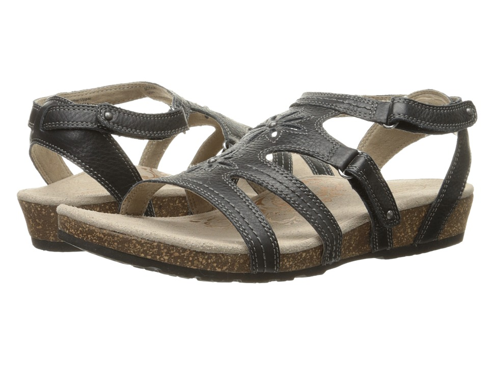 Aetrex - Natasha (Black) Women's Sandals