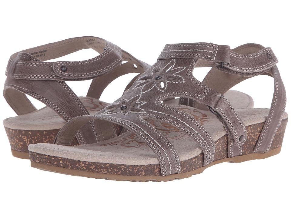 Aetrex - Natasha (Stone) Women's Sandals