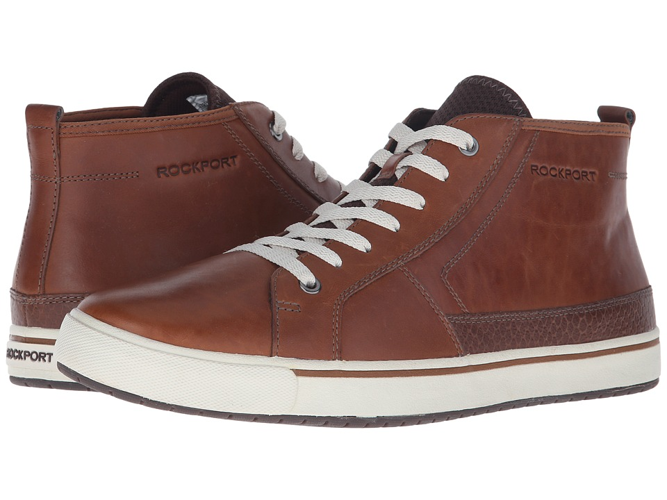 Rockport - Path to Greatness Chukka (Tan) Men's Lace-up Boots