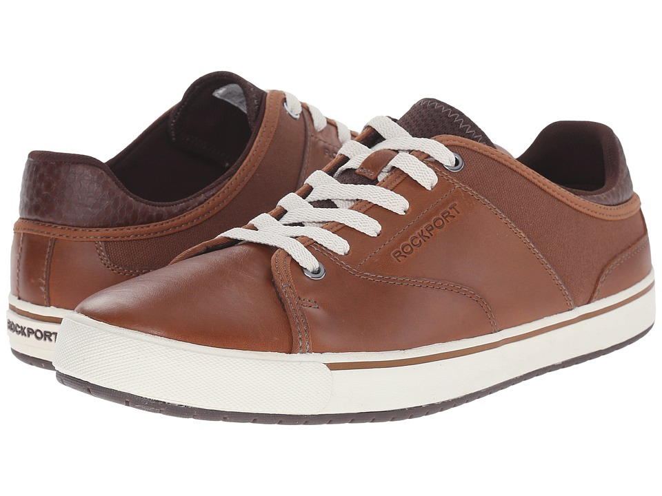 Rockport - Path to Greatness Lace to Toe (Tan) Men's Lace up casual Shoes