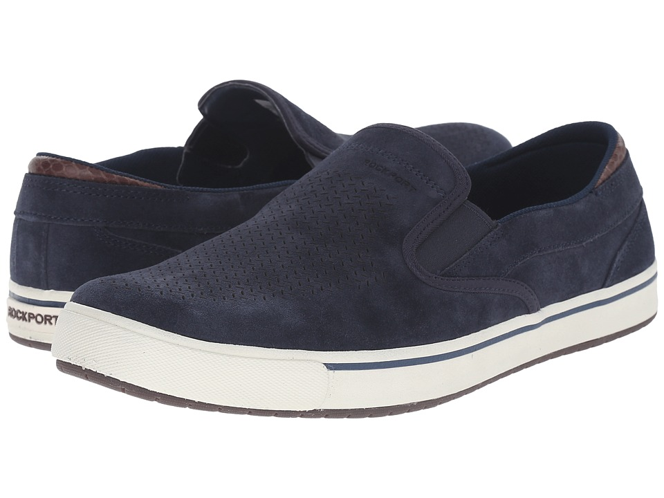Rockport Path to Greatness Slip-on (New Dress Blues) Men