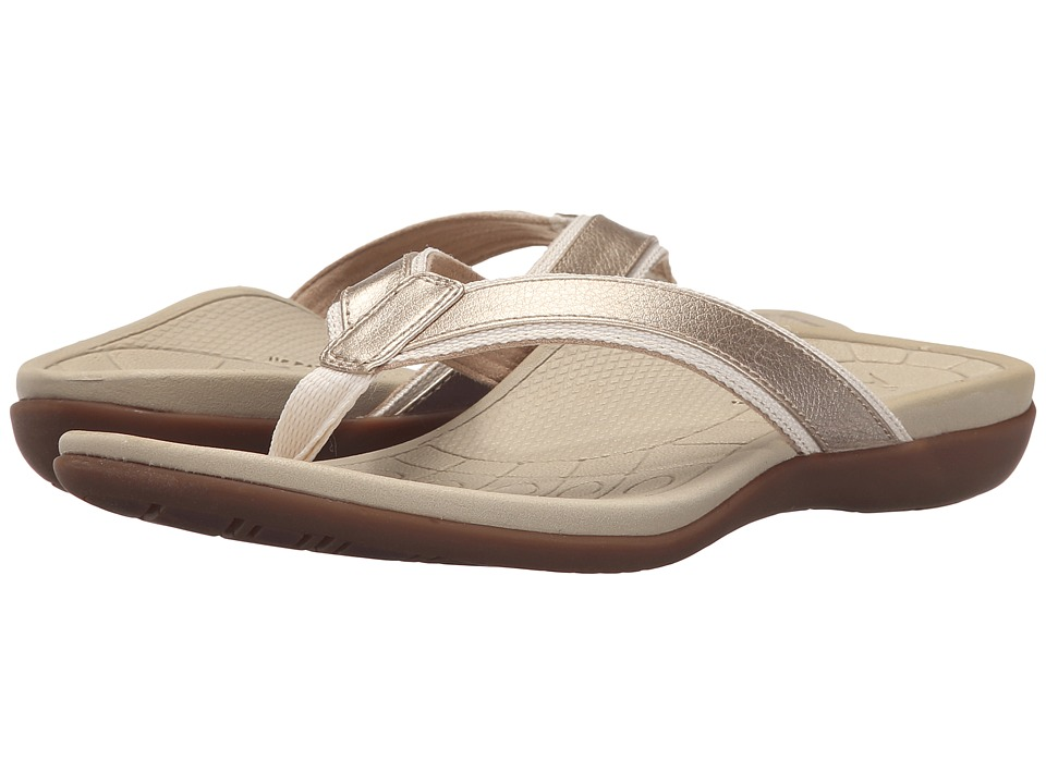 Aetrex - Venus (Cream) Women's Sandals