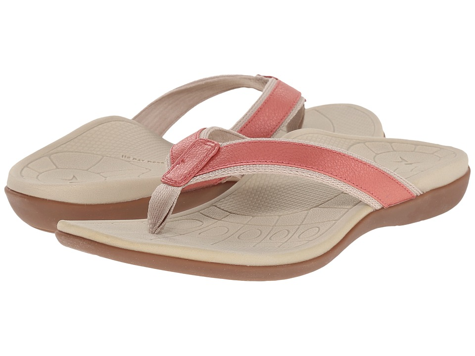 Aetrex - Venus (Rose) Women's Sandals
