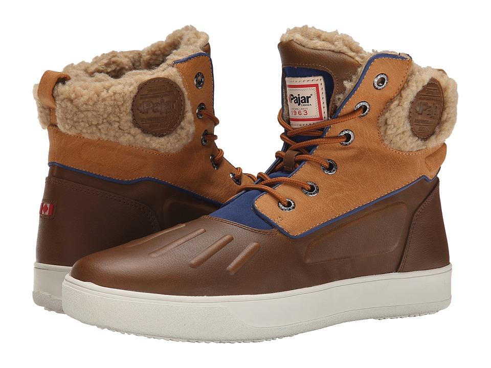 Pajar CANADA - Jordan (Cognac) Men's Hiking Boots