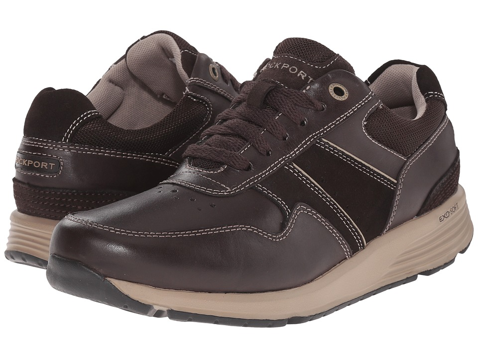 Rockport - Trustride Lace Up (Bracken) Men's Lace up casual Shoes